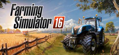 Farming Simulator 16 VITA