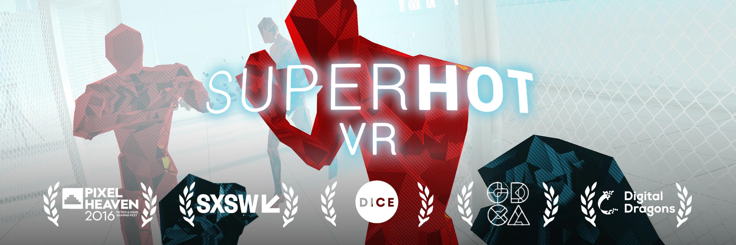 SUPERHOT VR on Oculus Quest | Terminals